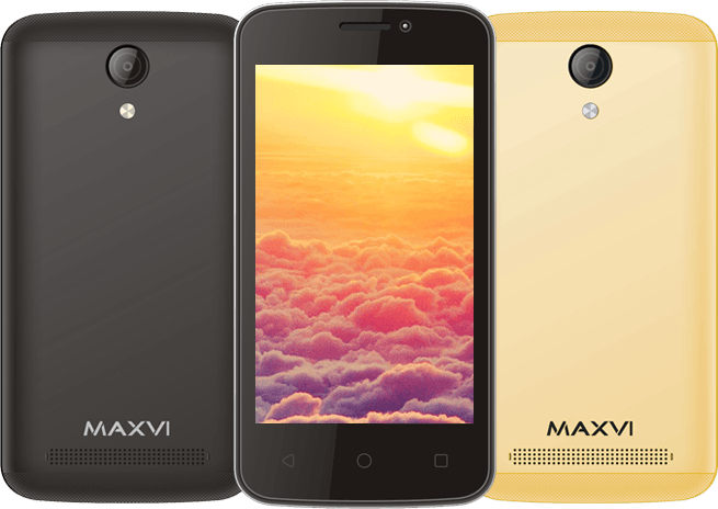 MAXVI SunRISE MS401
