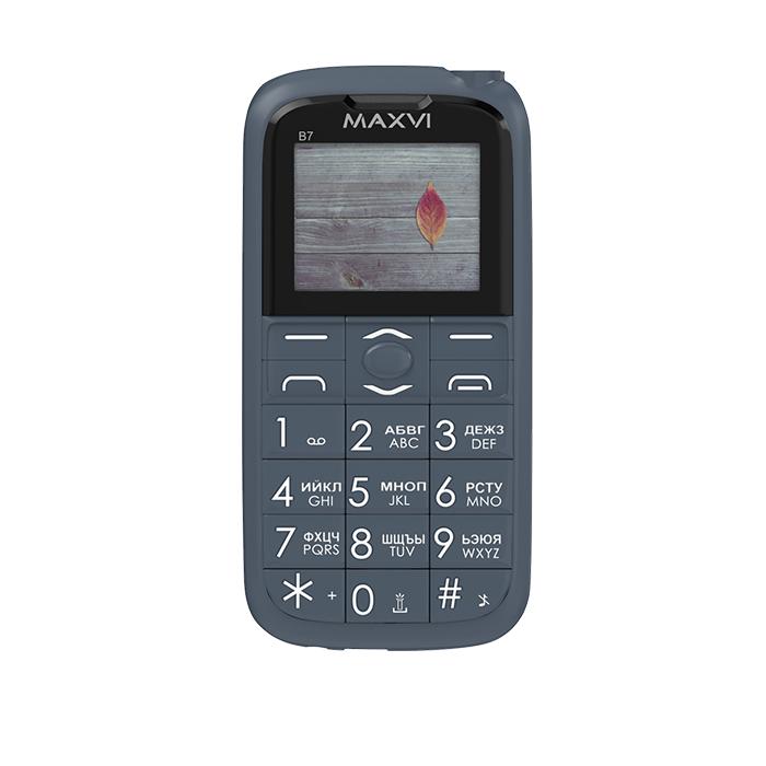 Мобильный телефон MAXVI B7 Marengo