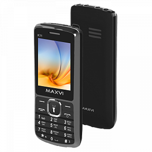 Maxvi K11 black