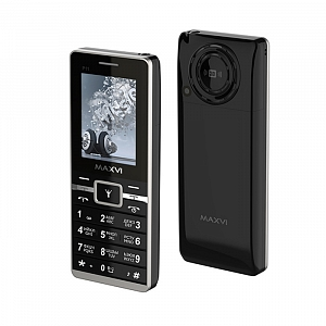 Maxvi P11 black