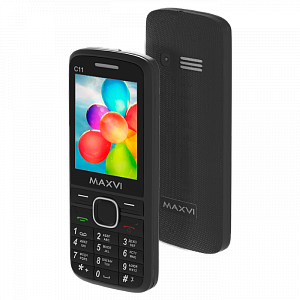 Maxvi C11 black