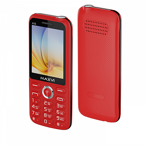 Maxvi K15 red