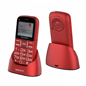 Maxvi B5 red