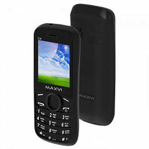 Maxvi C4 black