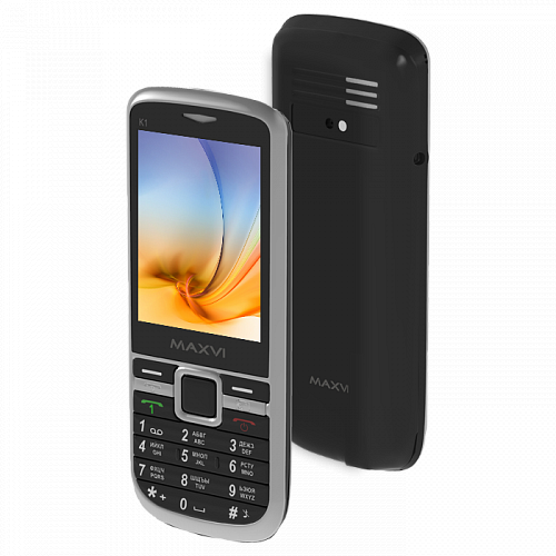 Maxvi K1 black