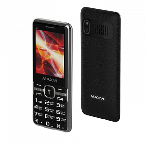 Maxvi M5 black