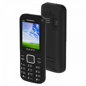 Maxvi C5 black
