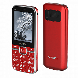 Maxvi P18 red