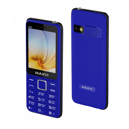 Maxvi K12 blue-black