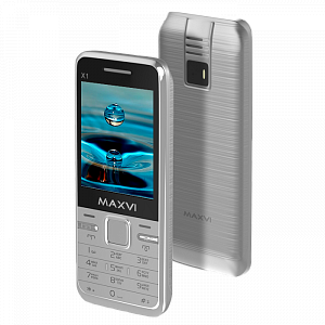 Maxvi X1 grey