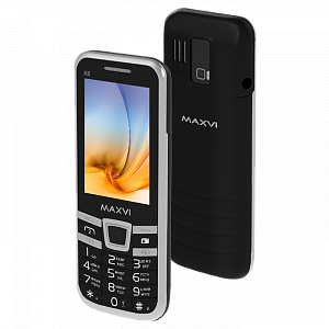 Maxvi K6 black