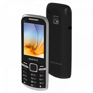 Maxvi K7 black