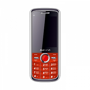 Maxvi K5 red
