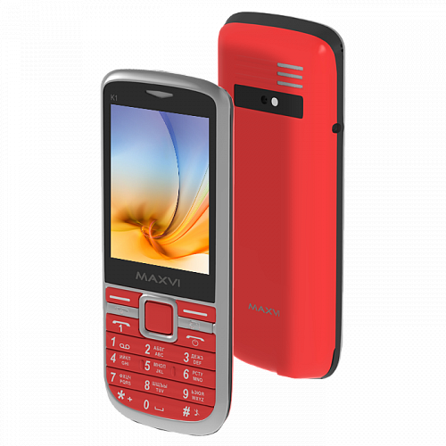 Maxvi K1 red