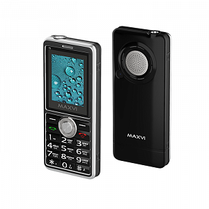Maxvi T3 black