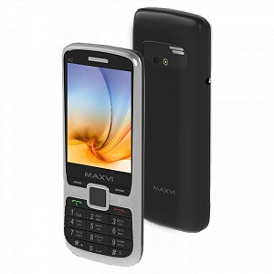 Maxvi K2 black