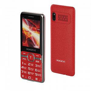 Maxvi M5 red