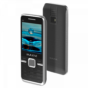 Maxvi X1 black