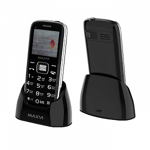 Maxvi B6 black