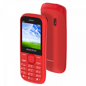 Maxvi C6 red
