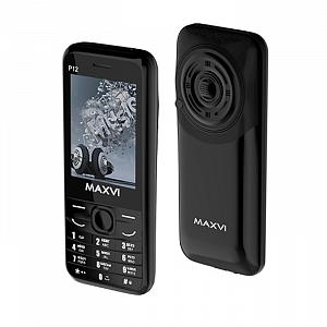 Maxvi P12 black