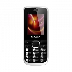 Maxvi C2 black